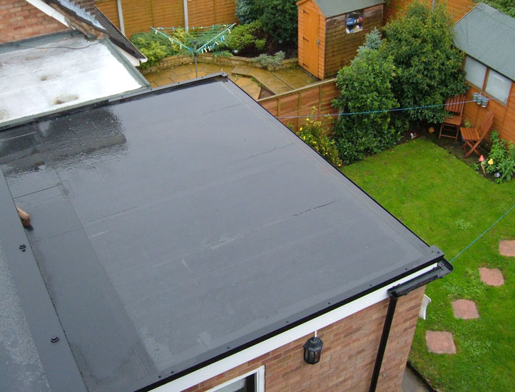 Flat Roofing Installation and repair